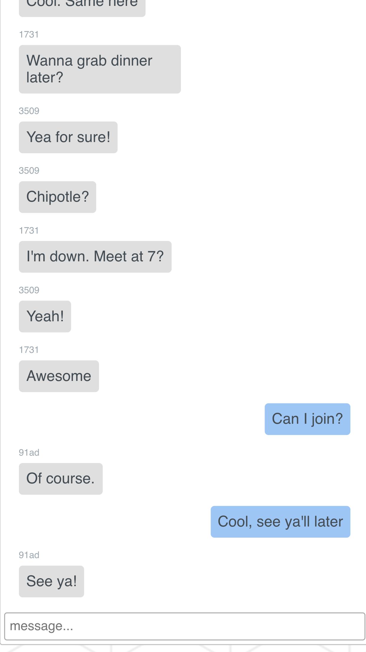 Vue js Chat Basic Tutorial